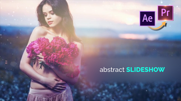Abstract Slideshow – Premiere PRO