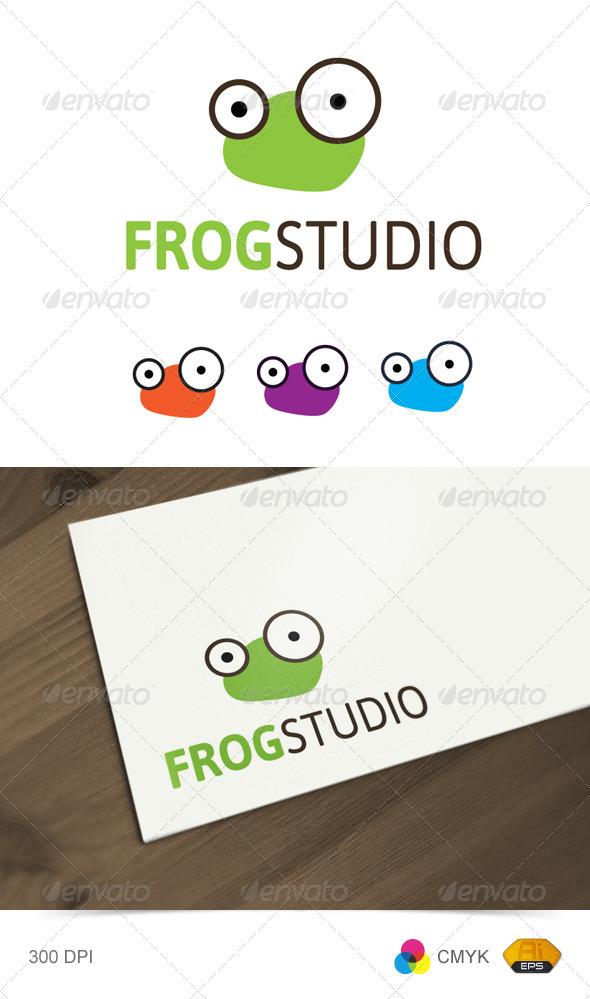 Flog Studio Logo - Animals Logo Templates