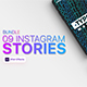 09 Instagram Stories Bundle - VideoHive Item for Sale