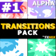 Liquid Transitions Collection | Motion Graphics Pack - VideoHive Item for Sale
