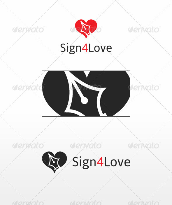 Sign4Love - Vector Abstract