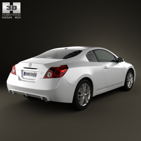 Nissan Altima Coupe 2012   3DOcean Item For Sale.  Nissan_Altima_coupe_2012_590_0001 ...