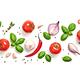 Basil Tomato - PhotoDune Item for Sale