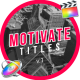 Titles Motivational | FCPX & Apple Motion - VideoHive Item for Sale