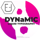 Dynamic Liquid Typography - VideoHive Item for Sale