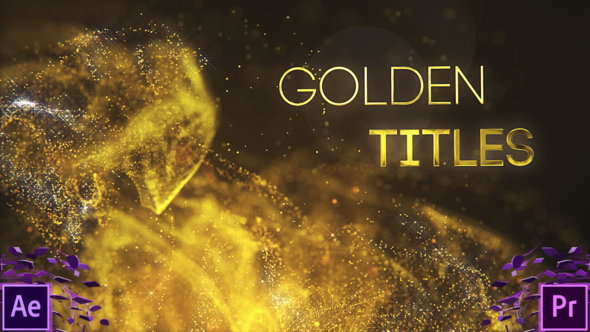 Golden Partilce Titles