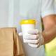 Delivery service under quarantine, disease outbreak, coronavirus - PhotoDune Item for Sale