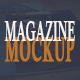 Magazine Mockup - VideoHive Item for Sale