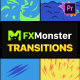 Stylish Transitions | Premiere Pro MOGRT - VideoHive Item for Sale