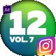 12 Instagram Stories Vol. 7 - VideoHive Item for Sale