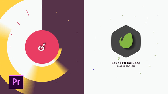 Classic Abstract Logo Intro