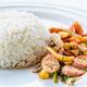 Thai sour pork or Nham fried - PhotoDune Item for Sale