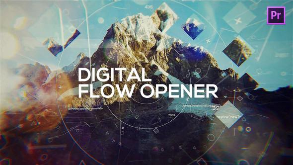 Digital Cinematic Opener