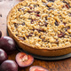Sweet plum pie. - PhotoDune Item for Sale