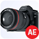 DSLR Photography Logo Reveal - VideoHive Item for Sale