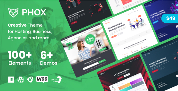 Download Phox – Hosting WordPress & WHMCS Theme Free Nulled