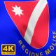 Molise Flag - 4K - VideoHive Item for Sale