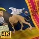 Veneto Flag - 4K - VideoHive Item for Sale