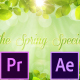 The Spring Special - Promo Pack - Premiere Pro - VideoHive Item for Sale