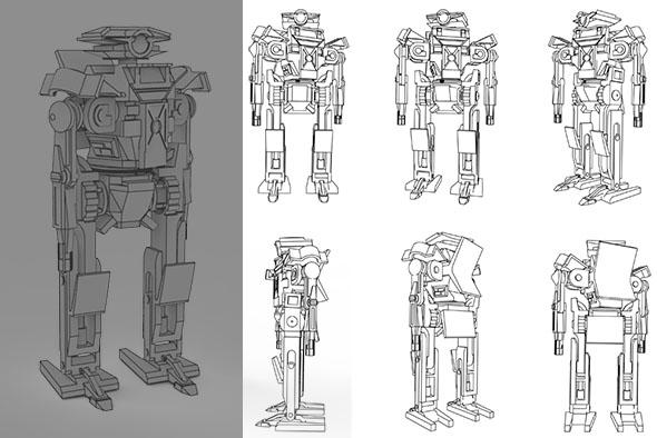 Koyl Robot
