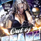 Out of Space  - Flyer PSD Template - GraphicRiver Item for Sale