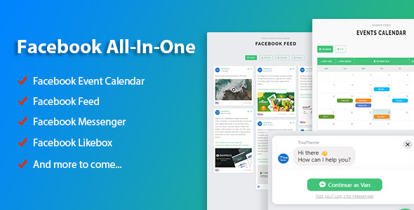 Advanced Facebook All-in-One Suites For Joomla