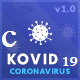 CKOVID19 – Coronavirus Prevention & Awareness Joomla Template