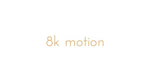 8k Motion Backgrounds