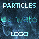 Magic Fluid Particles Logo - VideoHive Item for Sale