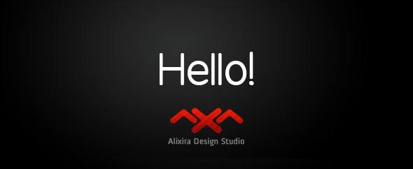 Banner alixira