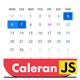 Caleran.js - Vanilla JS Date Range Picker