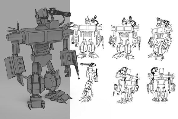 Robot Mark One