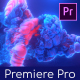 Color Smoke Logo Reveal 5 - Premiere Pro - VideoHive Item for Sale