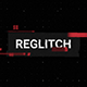 Reglitch Data Slideshow - VideoHive Item for Sale