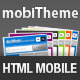 mobiTheme - XHTML Template for Mobile Devices - ThemeForest Item for Sale