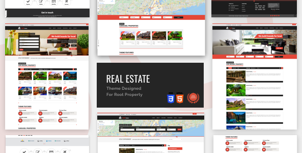 Full Estate - Theme Designed For Root Property