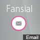 Fansial E-mail Newsletter - ThemeForest Item for Sale