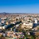 Aerial view of Praia city in Santiago - Capital of Cape Verde Islands - Cabo Verde - PhotoDune Item for Sale