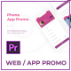 Stylish Phone App Promo