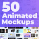 Animated Mockups Ultimate Pack - VideoHive Item for Sale
