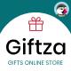 Giftza - Gifts and Presents Online Store PrestaShop Theme