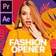 Creative Promo Opener