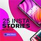 25 Instagram Stories Bundle - VideoHive Item for Sale