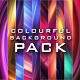 Colorful Background Pack - VideoHive Item for Sale