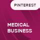 Medical Business Pinterest Pins