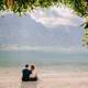 lovely couple relax on beach together - PhotoDune Item for Sale