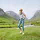 joyful woman travel mountains - PhotoDune Item for Sale