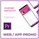 Stylish Android App Promo