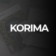 Korima - Multipurpose Ghost Blog Theme