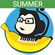 Upbeat Summer Modern Dance